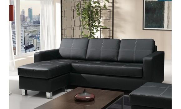 Canapé d'angle réversible nora