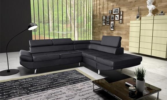 Canapé d'angle pascal