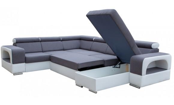 Canapé panoramique faro convertible