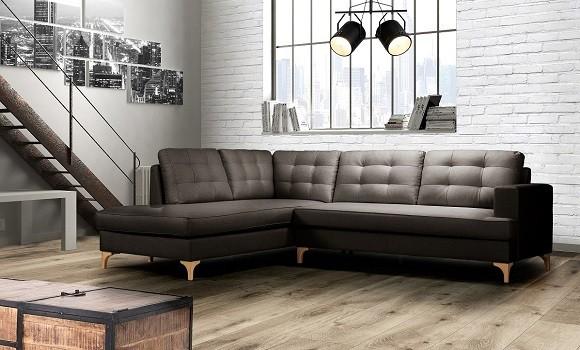 Canapé d'angle positano
