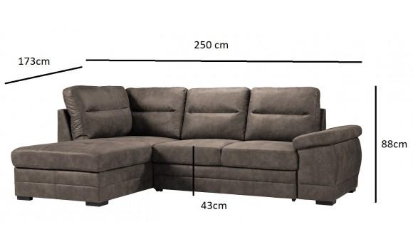 Canapé angle luzern