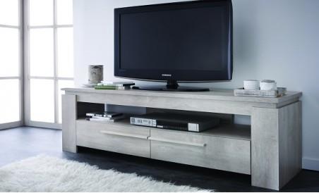 Meuble TV 2 portes