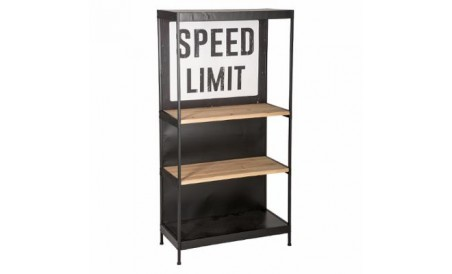 Etagère 3 niveaux Speed Limit