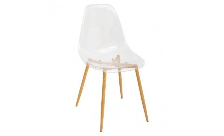 Chaise Taho Blanche
