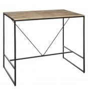 Table bar rectangulaire edena