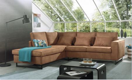 Canapé angle gauche Ciara