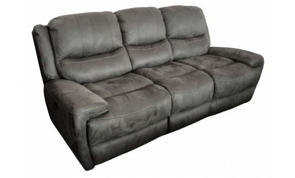 Canapé 3 places relax électriques