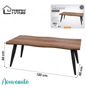 Table basse megeve