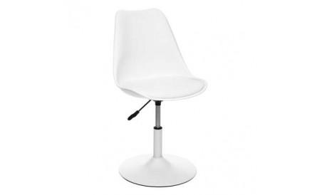 Chaise ajustable Aiko Blanc