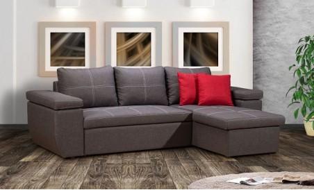 Canapé d'angle réversible Taranto